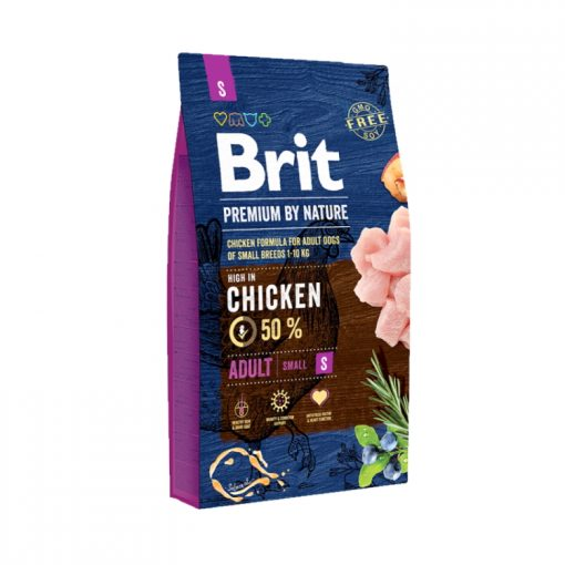 Brit Premium By Nature Adult Small Breeds